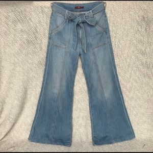 7 For All Mankind Wide-leg Jean